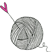 Image of an woolen ball