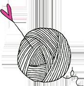 Image of an woolen ball